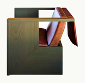 R.M. Schindler Chair